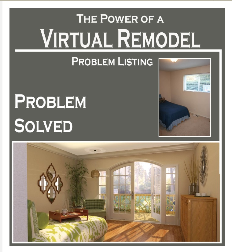 How To Do A Virtual Remodel | Virtual Remodel Example | Virginia Calvin, Seattle Real Estate